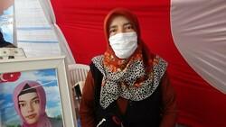 Diyarbakır annesi Hatice Levent: Umudum asla bitmeyecek