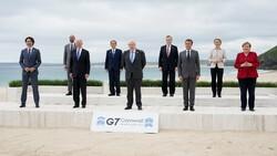 İngiltere'de G7 Zirvesi başladı