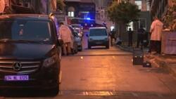 İstanbul'da çocuğunu parka götürmek için sokağa çıkan baba silahlı saldırıda öldü