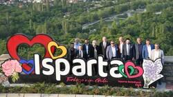AK Parti belediyeleri Isparta'ya çıkarma yaptı