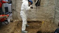 Meksika'da seri katilin evinden 3 bin 787 adet insan kemiği çıktı