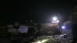 Gaziantep'te taziye dönüşü kaza: 3 ölü, 2 yaralı