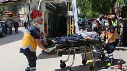Bolu'da miras kavgası kanlı bitti: 1 yaralı
