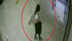 Bursa'da küçük kızın düğün salonundaki hırsızlık anları kamerada