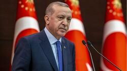 Cumhurbaşkanı Erdoğan'dan, Burak Elmas'a tebrik