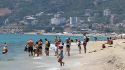 Antalya plajları normale döndü
