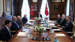 YİK Toplantısı'nda Cumhurbaşkanı Erdoğan'dan 'Anayasa' vurgusu