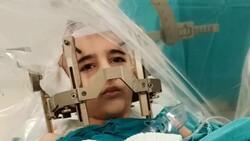 Elazığ'da çocuk hastaya uyanıkken beyin pili takıldı