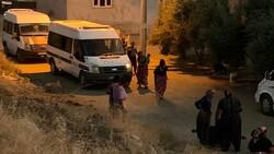 Osmaniye'de, freni boşalan minibüsün altında kalan çocuk öldü