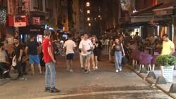 Normalleşme dönemi başladı, İstanbul'da mekanlar doldu