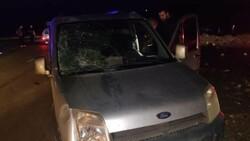 Kütahya'da, polis memuru aracın çarpması sonucu şehit oldu