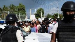 Haiti yönetimi, istikrar için ABD'den asker istedi