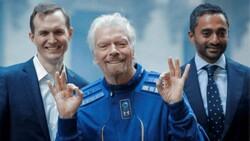 İngiliz milyarder Richard Branson, uzay yolculuğuna çıkıyor