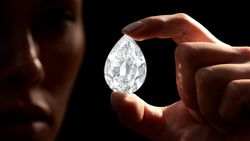 12.3 milyon dolar değerindeki elmas, kripto parayla satıldı