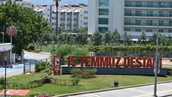 Marmaris'teki otelde hain darbecilerin suikast izleri silinmedi