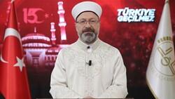 Ali Erbaş: FETÖ, terör şebekesidir