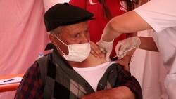 Türkiye'de uygulanan ikinci doz aşı sayısı 20 milyonu geçti
