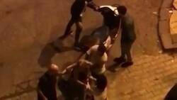 İstanbul'da tekmeli tokatlı kız kavgası kamerada