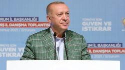 Cumhurbaşkanı Erdoğan: Cudi'yi, Gabar'ı, Tendürek'i teröristlerin başına geçirdik