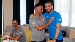 Fenerbahçe'de Caner Erkin takıma ağabeylik yapacak