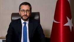 İletişim Başkanı Fahrettin Altun Yunan gazetesine mülakat verdi