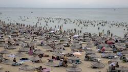İstanbul'da bayramın ikinci günü Güneş Plajı oldu