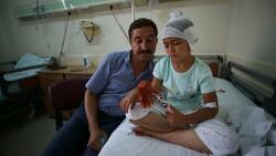 Balıkesir'de 8 yaşındaki kız, pitbull saldırısına uğradı
