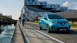 Elektrikli Renault Zoe, 2024'te yollara veda ediyor