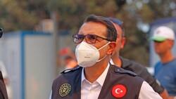 Fatih Dönmez: Santrali tehdit eden bir yangın söz konusu değil