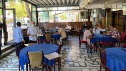 Aşısızların kahveye alınmaması uygulaması Başkent'te başladı