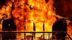 Kaliforniya'da orman yangını yeniden büyümeye başladı
