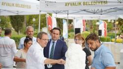CHP'li Ayvalık Belediyesi'den heykel sempozyumu