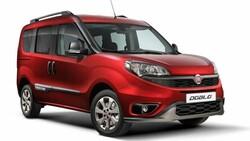 Fiat Doblo'nun yenilenen Trekking versiyonu satışta