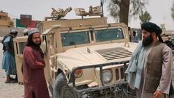 Afganistan'da Taliban ilerleyişi sürüyor