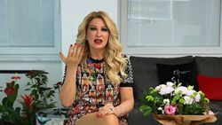Estetik doktoru Nüket Eroğlu, Azerbaycanlı askerlerden rahatsız oldu