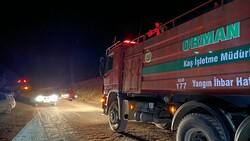 Antalya'da beş ayrı noktada çıkan yangın söndürüldü