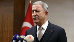 Hulusi Akar: Irak ve Suriye kuzeyinde 1631 teröristi etkisiz hale getirdik