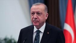 Cumhurbaşkanı Erdoğan'dan kazada hayatını kaybedenler için taziye mesajı