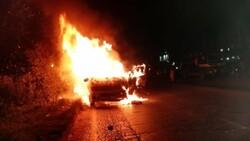 Pakistan'da yolcu minibüsü yandı: 10 ölü