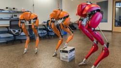 Dünyanın ilk 2 ayaklı koşabilen robotu: Cassie