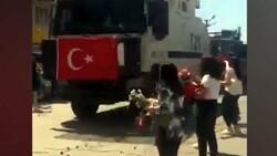 TOMA'lar, Manavgat'tan çiçeklerle uğurlandı