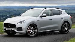 Maserati Grecale, kasımda tanıtılacak