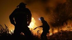 İspanya ve Portekiz'de yeni yangın riski