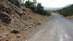 Adıyaman'da toprağa gömülü EYP patlatıldı