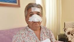 Antalya'da bir kadın, 2 pitbull köpeğinin saldırısına uğradı
