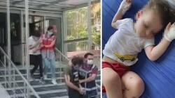 İstanbul'da 2 yaşında çocuğa işkencenin detayları ortaya çıktı