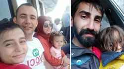 Kastamonu'da selde kurtardığı küçük kızın ailesiyle sulara kapıldı