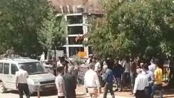 Şırnak'ta bahçe duvarına yerleştirilen patlayıcı, yıkımda infilak etti