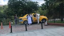 Taksim'den Maçka'ya 200 lira isteyen taksici engellendi
