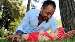 Gaziantep'te iki kalbi olan Murat, baba olmak için 9 yıl bekledi